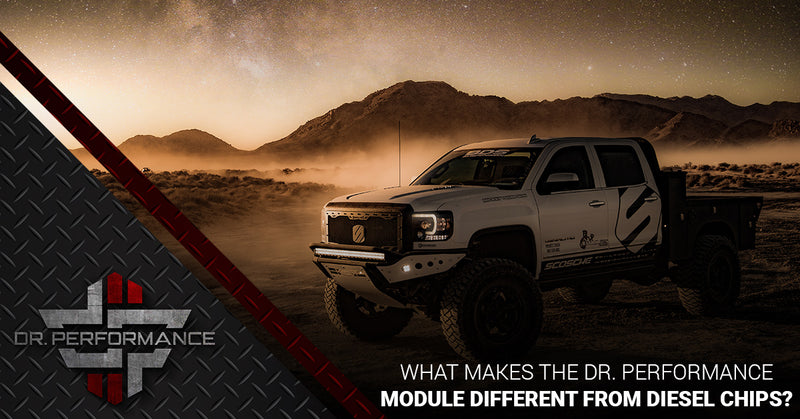 What Makes the Dr. Performance Module Different From Diesel Chips?