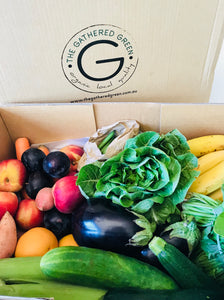 Organic Seasonal Box Large - Weekly