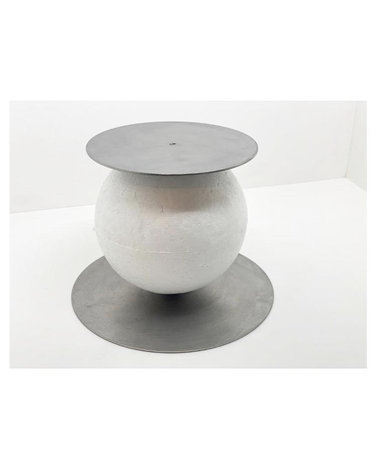 "Dummy sphere for adjustable central bar - 4"" and 6"""
