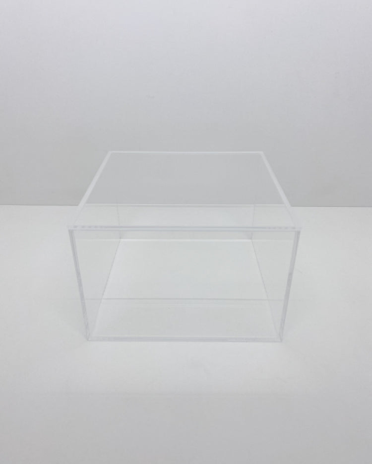 Prop Options square acrylic box tier