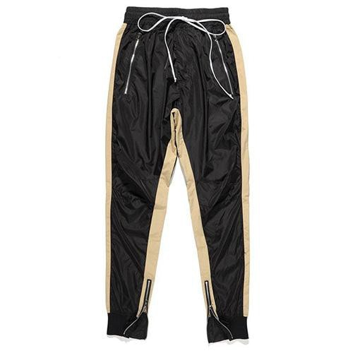 Zipped Ankle Joggers