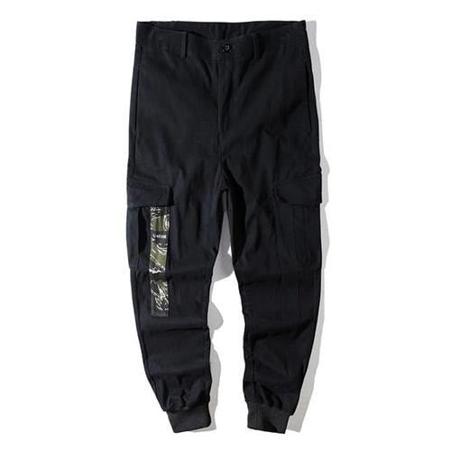 Camo Patch Trouser Joggers