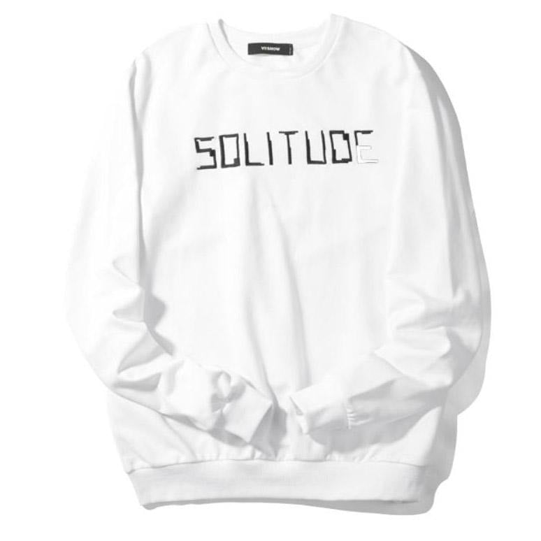 Solitude Crewneck
