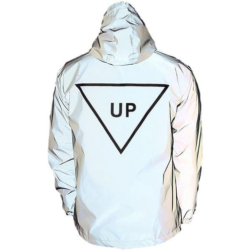 UP Reflective Windbreaker