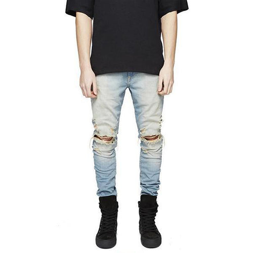 Urban Ripped Jeans