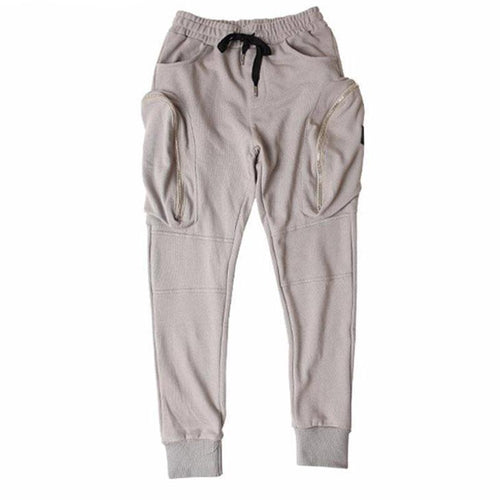 Zip Pocket Joggers
