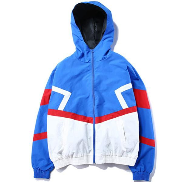 Indulgence Windbreaker