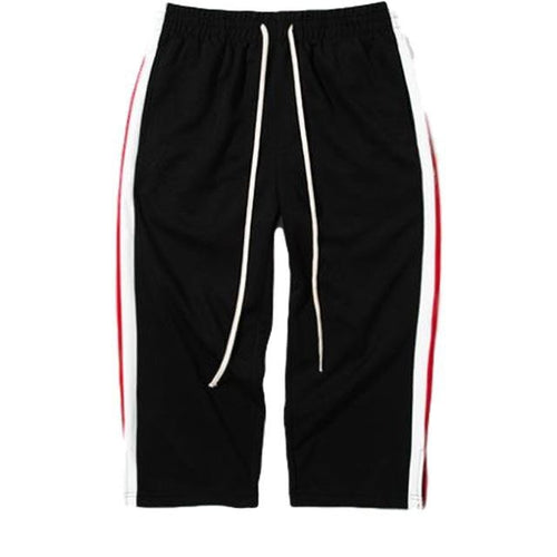 Cropped Casual Joggers