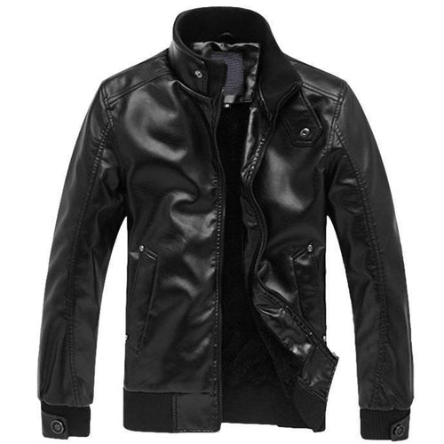 Punk Leather Jacket