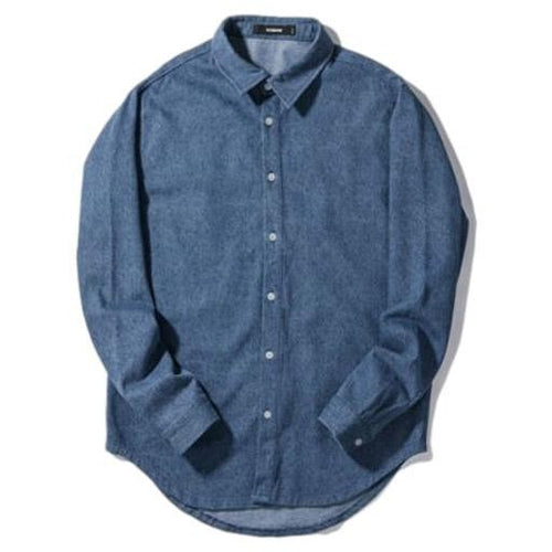 Human Sense Denim Long Sleeve