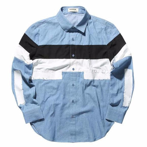 Urban Striped Long Sleeve
