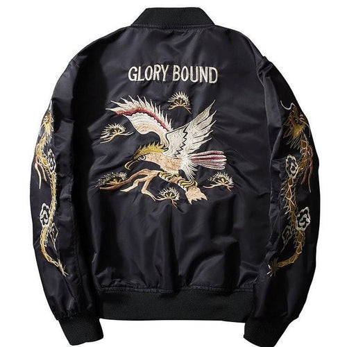 Glory Bound Bomber