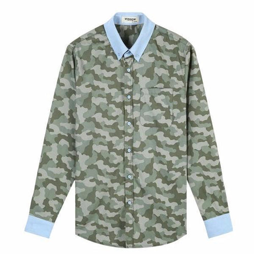 Dress Camo Long Sleeve