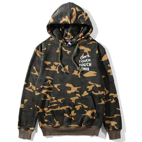 Can't Touch Me Hoodie