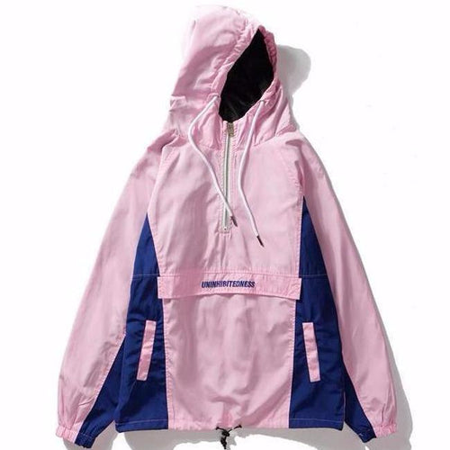 Uninhibited Windbreaker