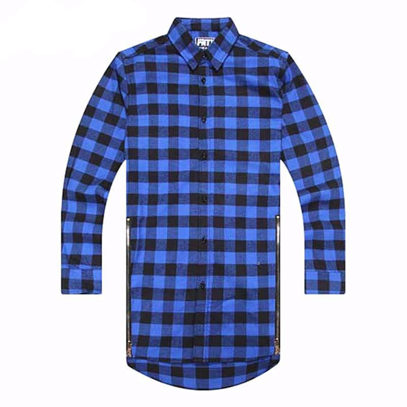 Checkered Long Sleeve
