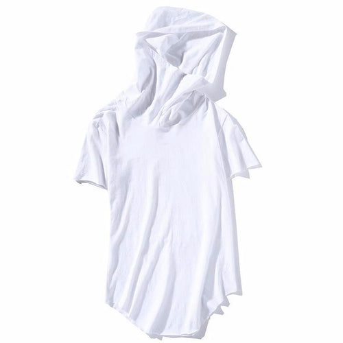 Layered Hooded Tee