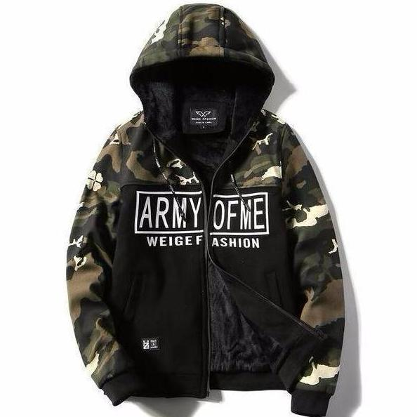 One Man Army Jacket