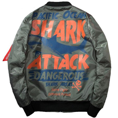 Shark Attack Bomber