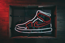 Sole Goods Hand Crafted AJ1 (Air Jordan 1) Neon , Neon Shoe, Neon Light, Air Jordan 1 Neon light, Neon Sneaker, Neon lamp, Shoe light, shoe lamp, air jordan 1, neon sneaker, light up shoe, neon sneaker light, sneaker neon