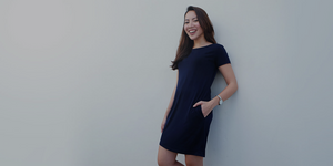 Candid Clothing Philippines - Shift Dress - Ethical Fashion