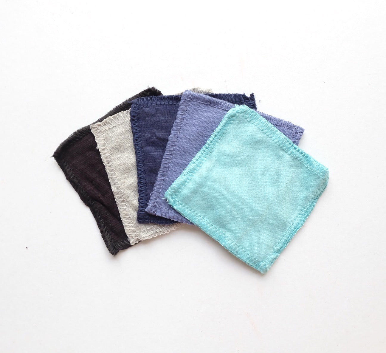 Reusable Bamboo Cotton Facial Pads (7s)