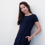 Shift Dress - Ethical Fashion - Candid Clothing