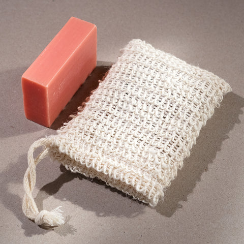 Exfoliating Soap Saver