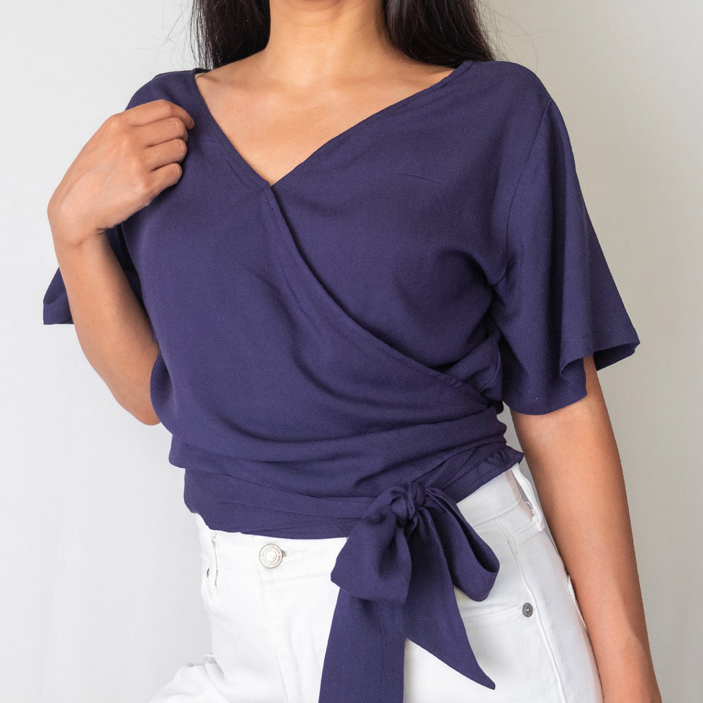 Convertible Wrap Top