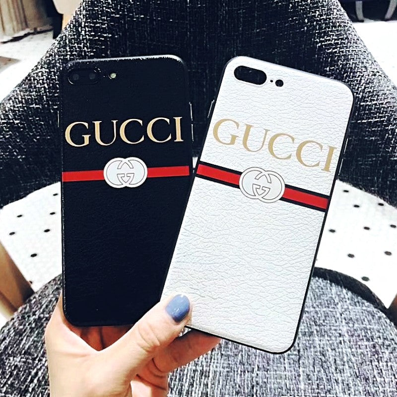 brand new 06056 c21e4 Gucci case for iPhone X, 8, 8 plus, 7 ,7 plus , 6 and 6 plus.