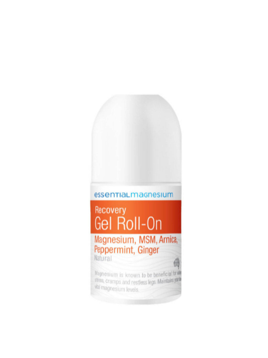 Recovery Gel Roll On, 75 ml.