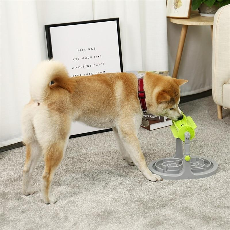 Pet Dog Interactive Toys Slow Feeders Healthy Diet Dog Toys IQ Training Toy Pet Food Feeder Foraging Toy Prevent Obesity Dog jouet Chimey's Paradise