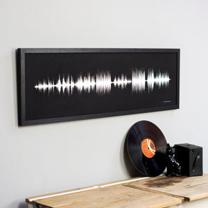 Why Sound Wave Art?
