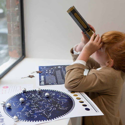 Personalised Astronomical Adventure Kit by Luna Studio Designs