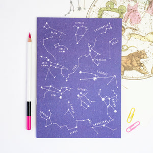Star Constellations Notebook NB-EDU-03 - Newton and Apple