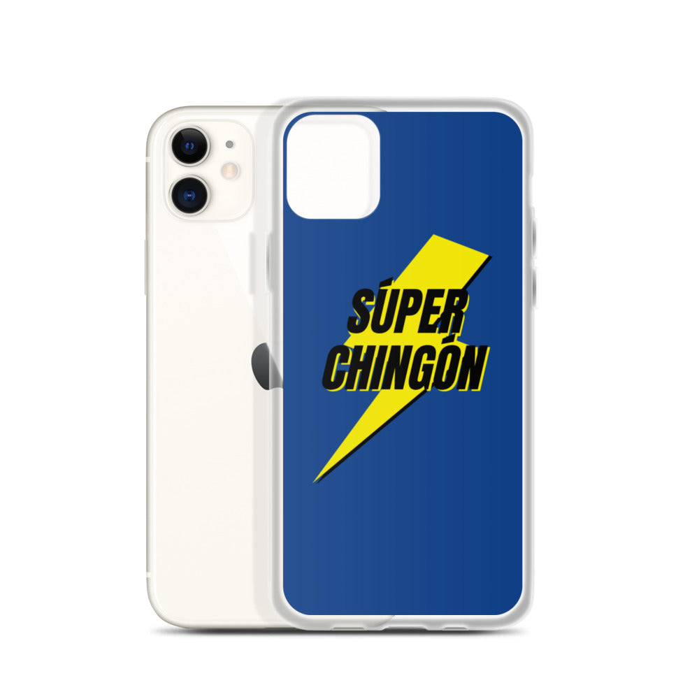 Buy online High Quality Súper Chingón iPhone Case - Mr. Huey Shop