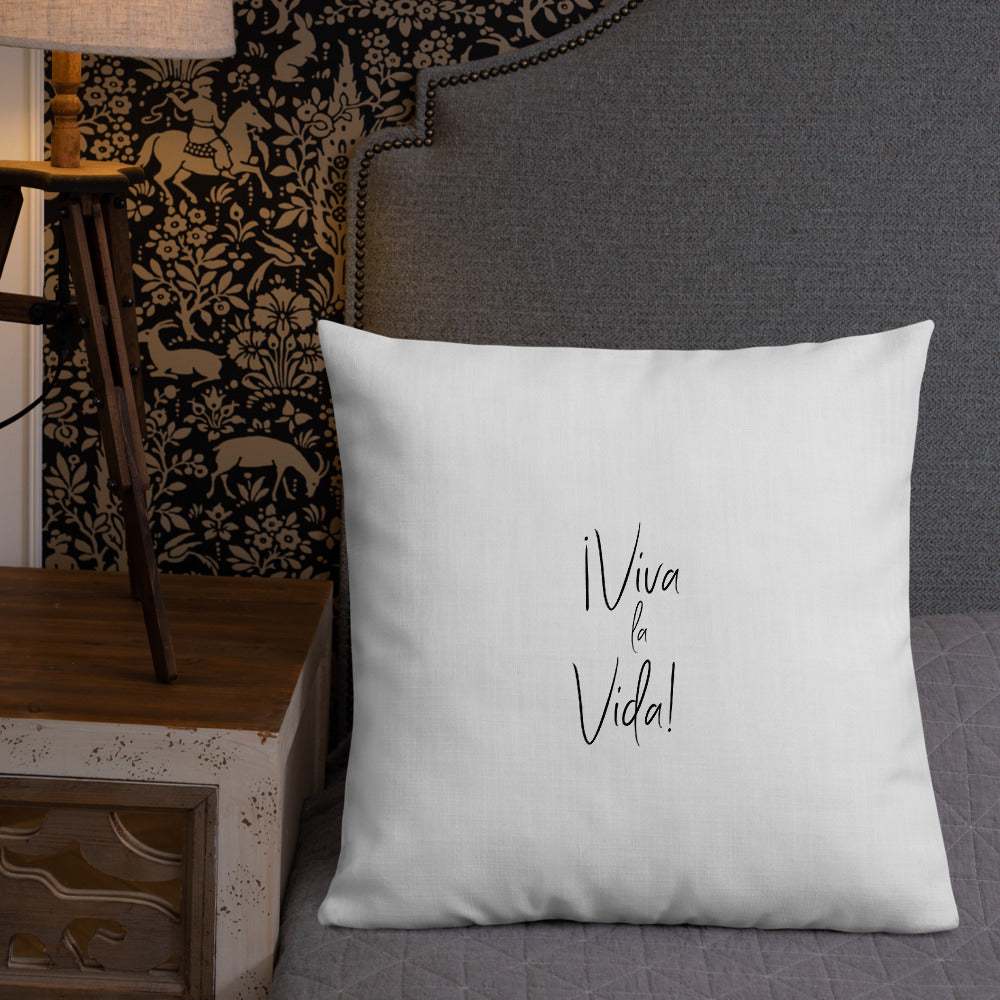 Buy online High Quality Love Frida Kahlo Premium Pillow - Mr. Huey Shop