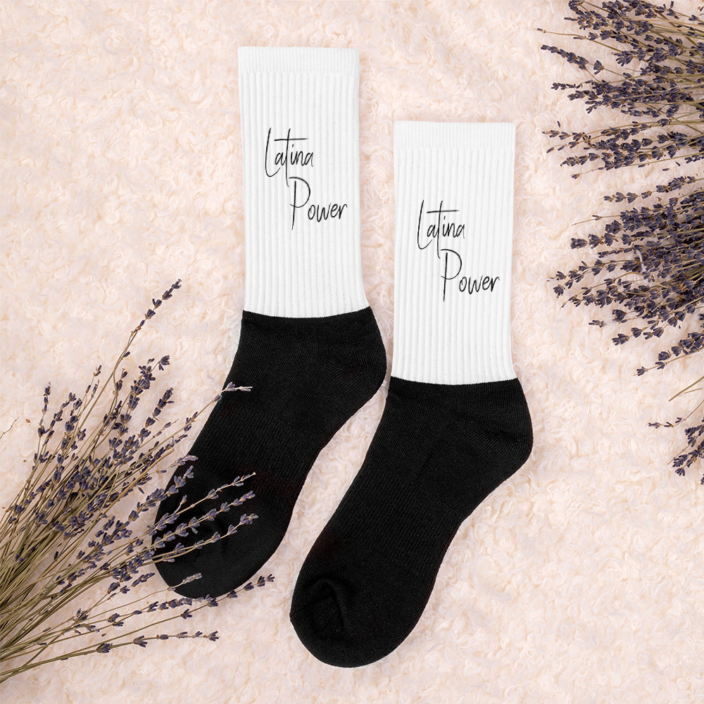 Buy online High Quality Latina Power Socks - Mr. Huey Shop