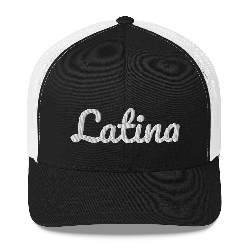 Buy online High Quality Latina Trucker Cap - Mr. Huey Shop