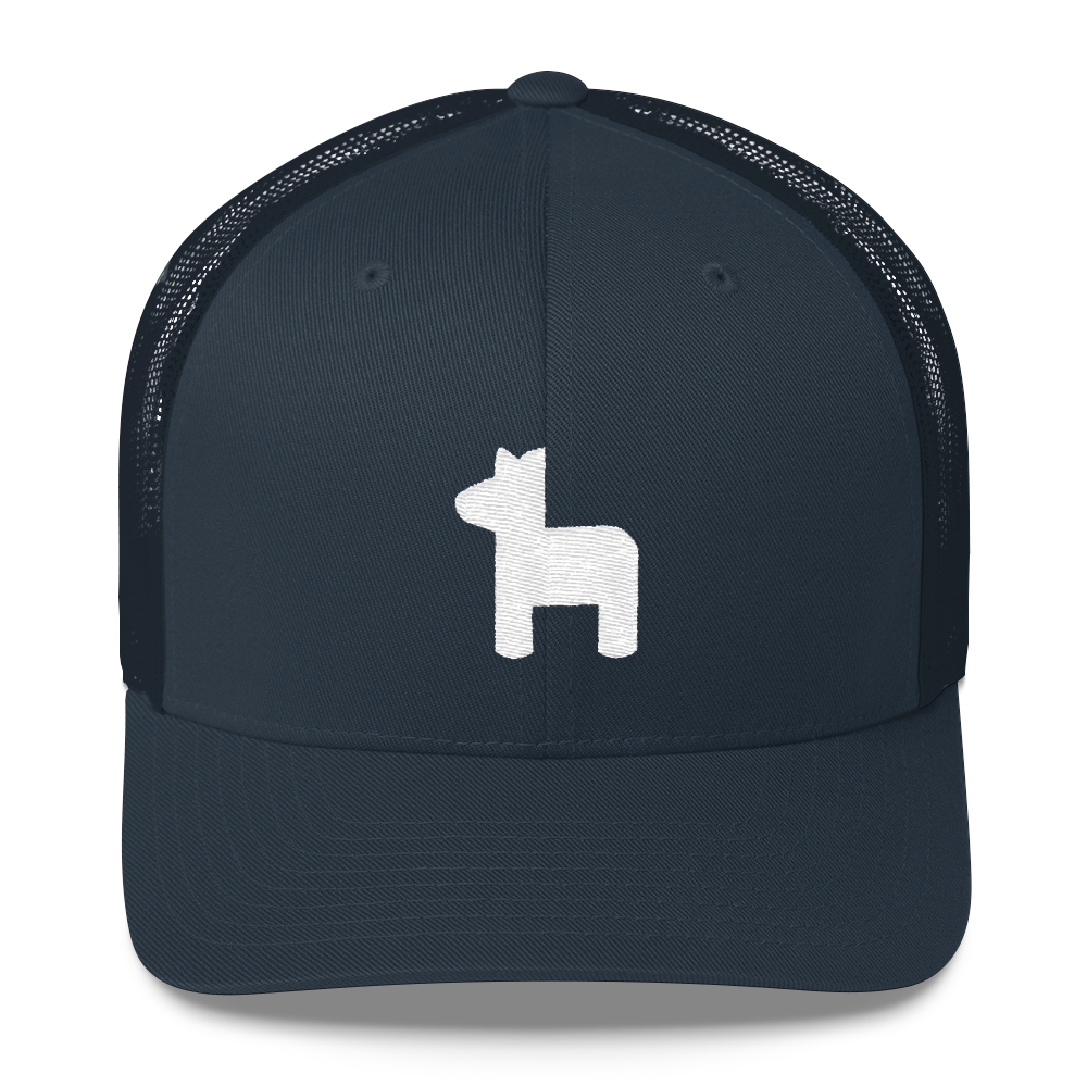 Buy online High Quality Mr. Huey - Piñata Trucker Cap (6 Colors) - Mr. Huey Shop