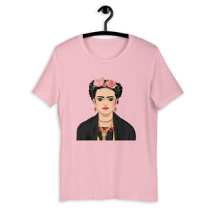 Buy online High Quality Love Frida Short-Sleeve Unisex T-Shirt - Mr. Huey Shop