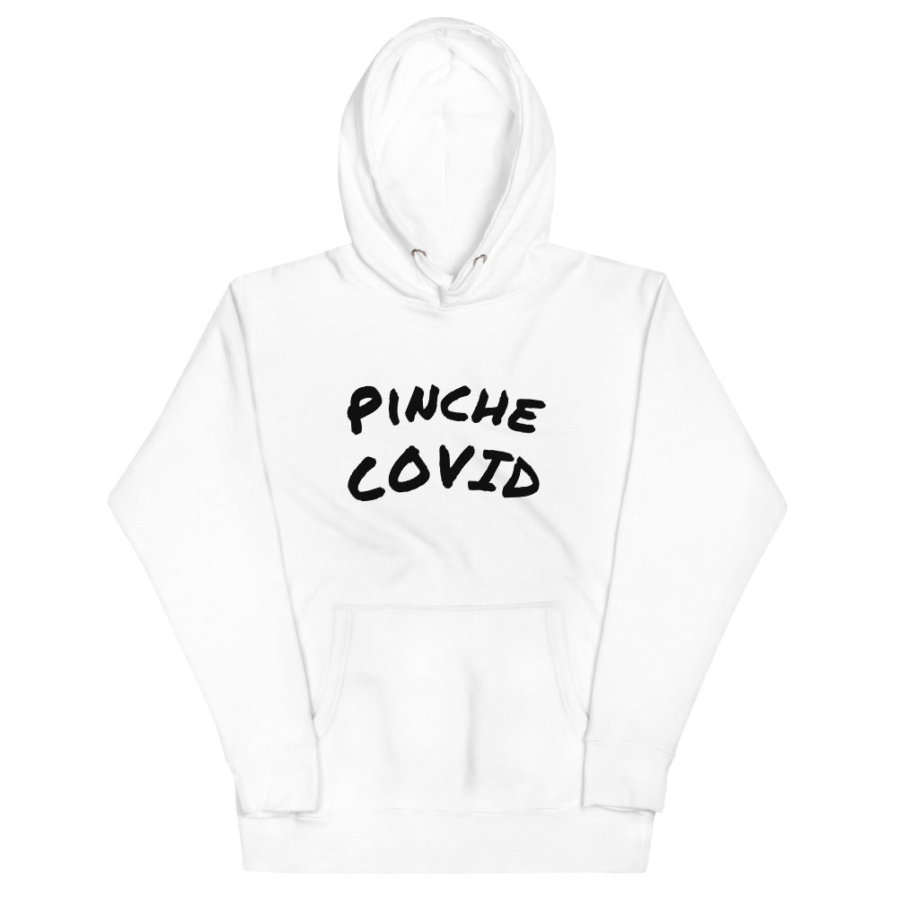 Buy online High Quality Pinche COVID Unisex Hoodie - Mr. Huey Shop