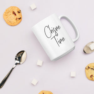 Buy online High Quality Chisme Time Mug - Mr. Huey Shop