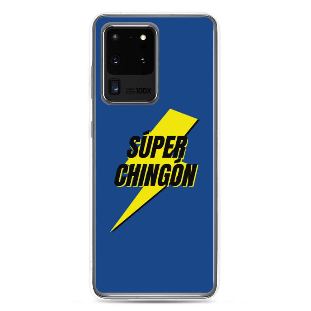 Buy online High Quality Súper Chingón Samsung Case - Mr. Huey Shop