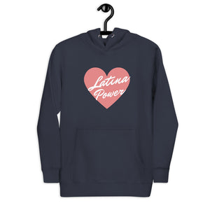 Buy online High Quality Latina Power Heart Hoodie - Mr. Huey Shop