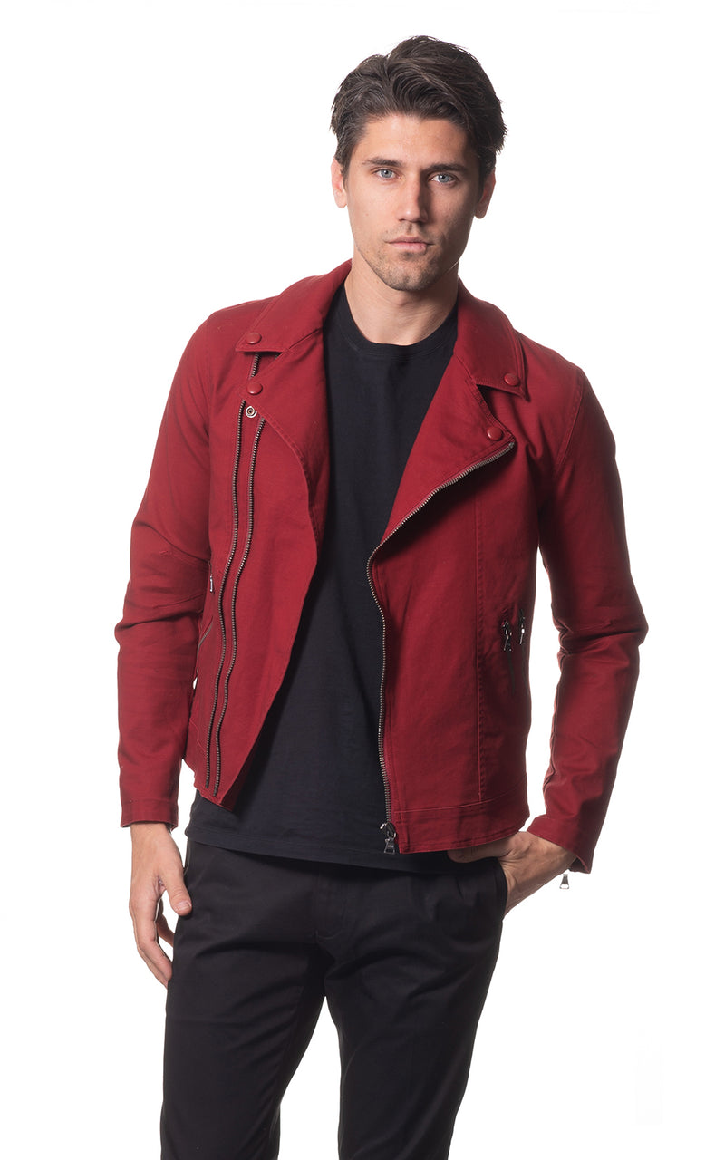 Johnny Biker Jacket