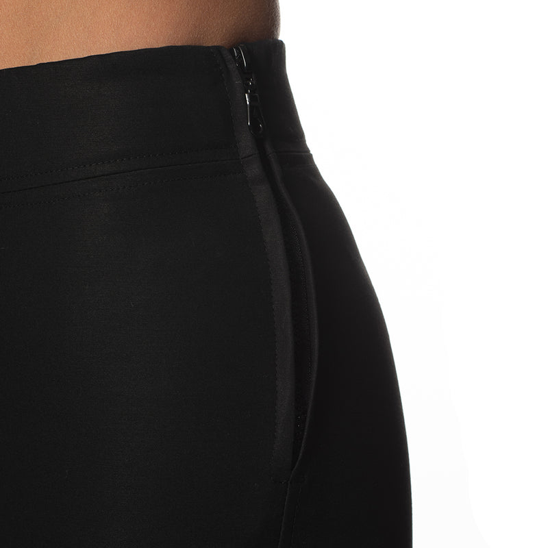 Kylie Slim Leg Pants Black