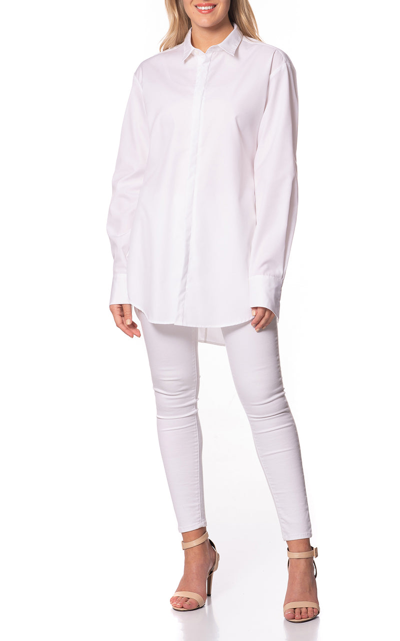 Stella Weekend Shirt White