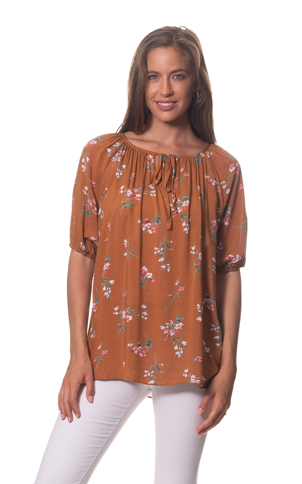 Misha Floral Summer Top