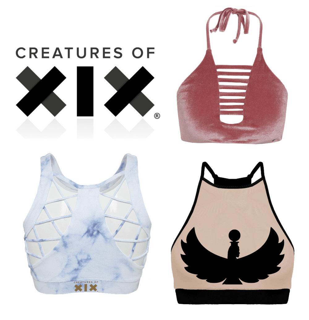 Which pole dance clothing set is right for me? Creatures of XIX Edition